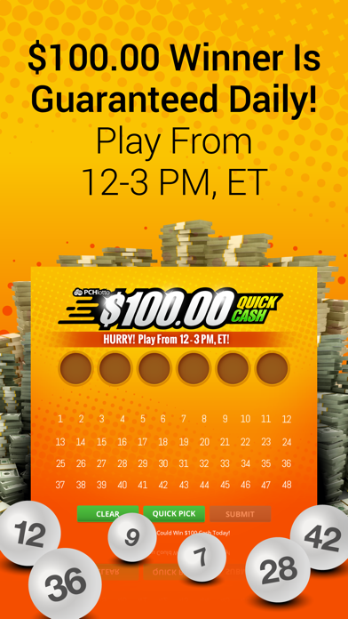 PCH Lotto - Real Cash Jackpots - Revenue & Download estimates