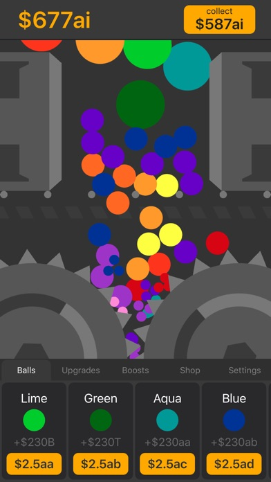Ball Smasher ™ screenshot 1