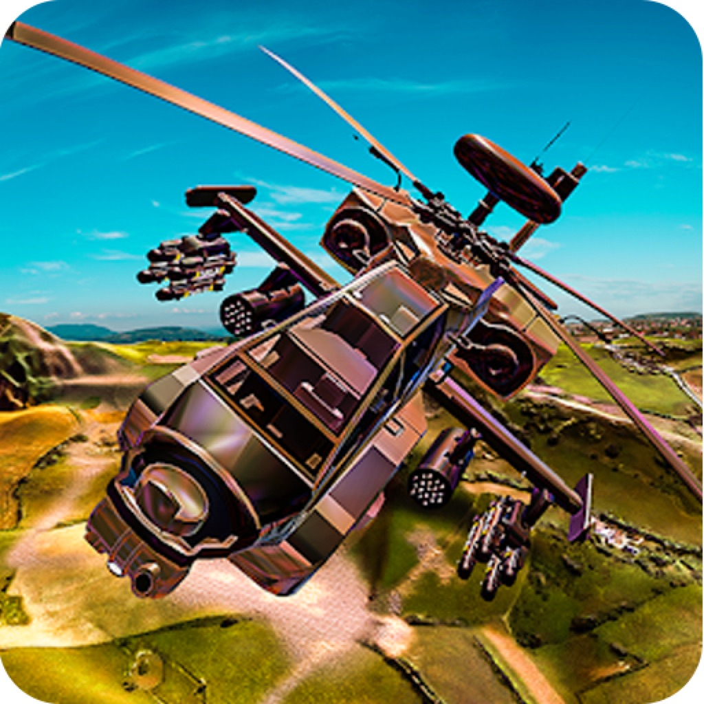 Army Helicopter Battle War hack