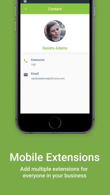 EVOX - Business phone service screenshot-3