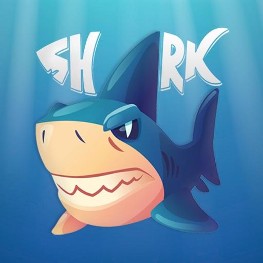 Big Shark Stickers
