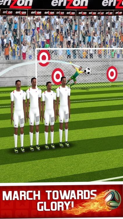 Football Penalty Strike 2018 screenshot-3