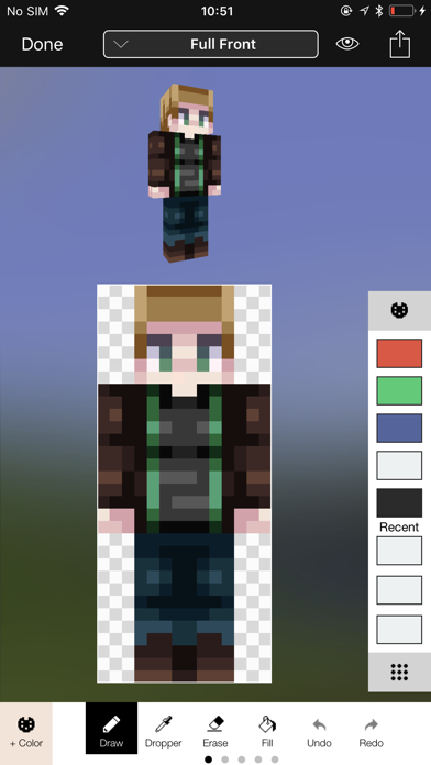 Top 10 Apps like Mob Skin Creator For Minecraft in 2019 for