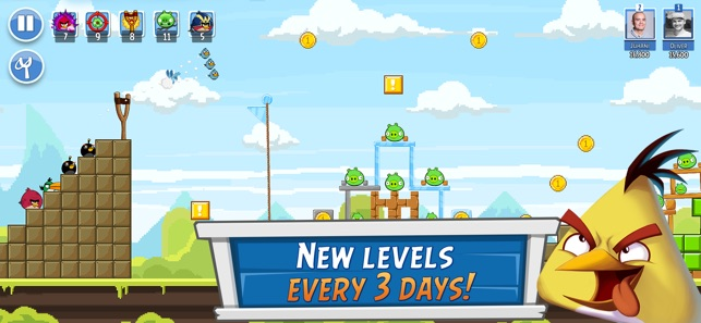 Angry birds friends on the app store angry birds friends on the app store voltagebd