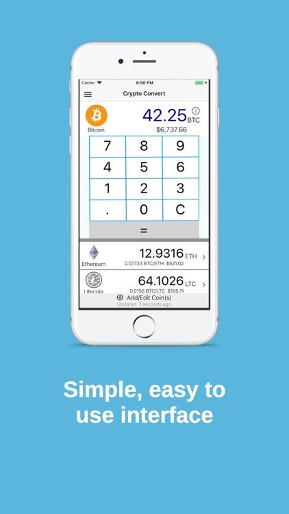 Crypto Convert screenshot-4