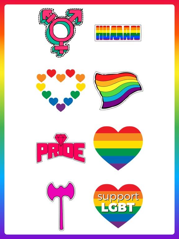Gay Pride Facebook Timeline Cover Backgrounds