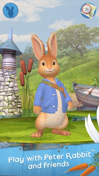 Peter Rabbit: Let's Go! screenshot-0
