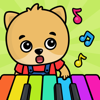 Baby piano for kids & toddlers