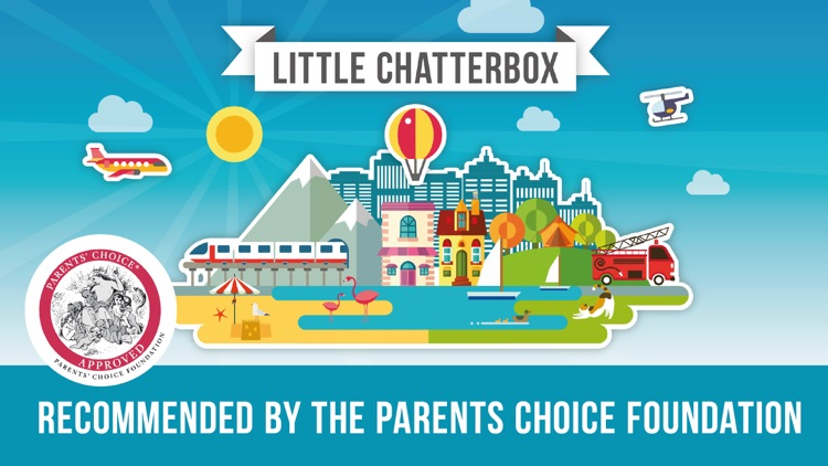 Little Chatterbox for Kids screenshot-0