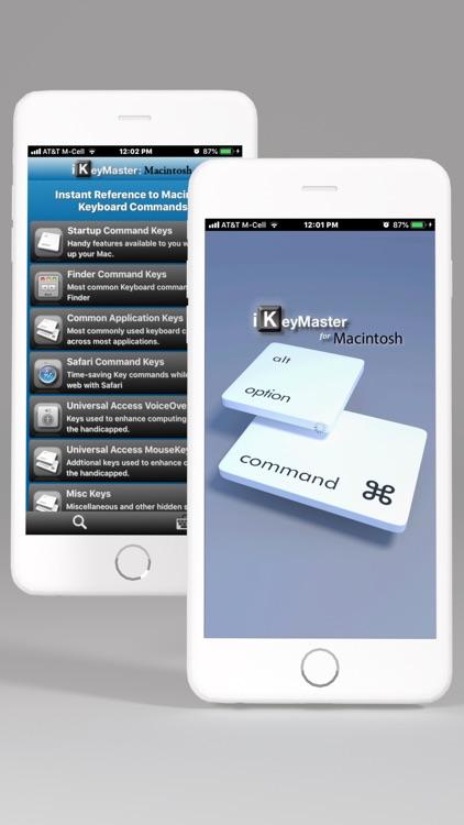 iKeyMaster:Macintosh
