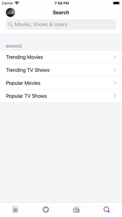 Rippple - TV & Movie Comments screenshot-7
