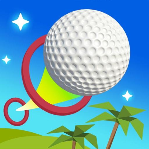 Golf: Sky Rings