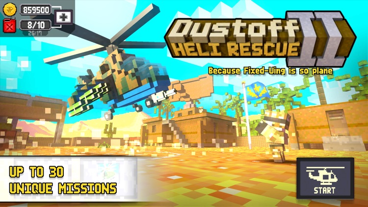 Dustoff Heli Rescue 2 screenshot-0