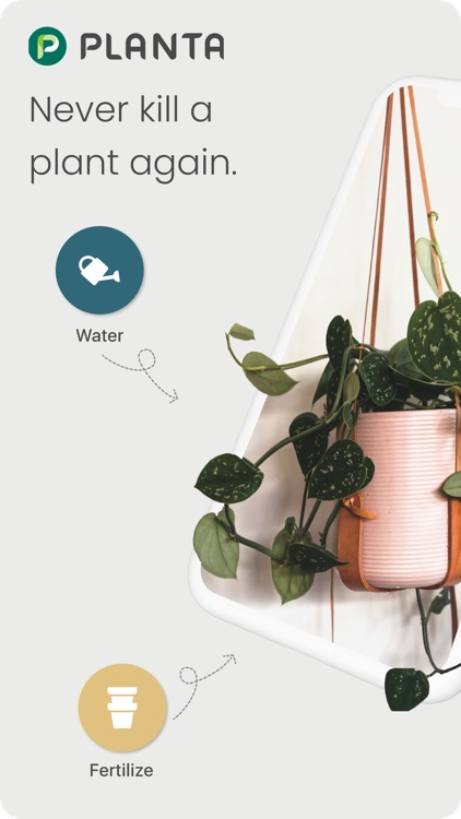 Planta: Keep your plants alive