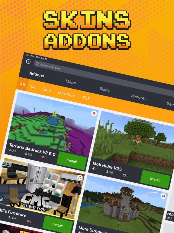 Addons for MCPE screenshot 7