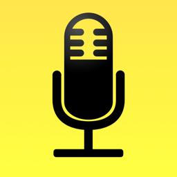 Ícone do app Audio Notebook: Sound Recorder