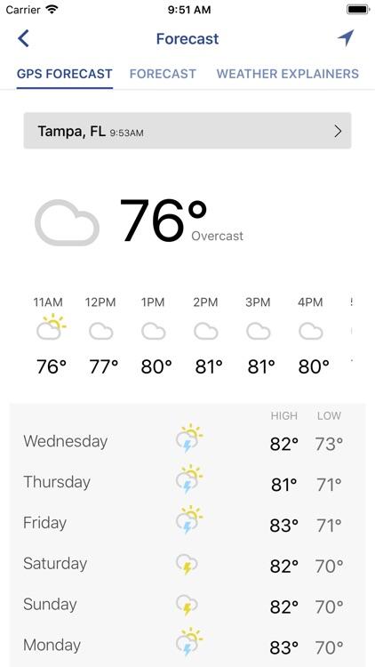 10News WTSP Tampa screenshot-3