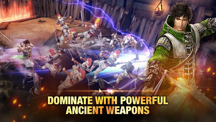 Dynasty Warriors: Unleashed screenshot-4
