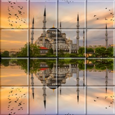 Activities of Tile Puzzle City of Istanbul