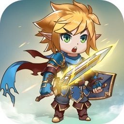 Tap Smash Heroes: Idle RPG