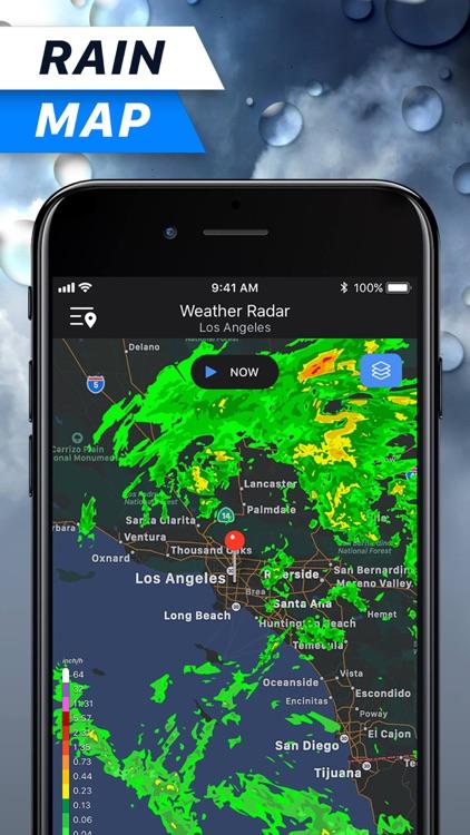 Weather Radar° screenshot-4