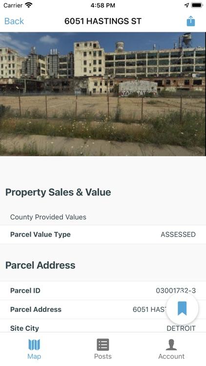 Regrid Property Map & Survey