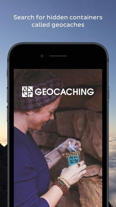 Geocaching® Скриншоты3