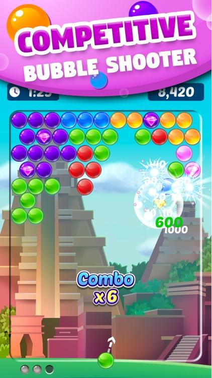Bubble Shooter Arena - Skillz screenshot-4
