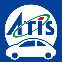 ATIS(アティス) 渋滞情報 高速・一般道路アプリ