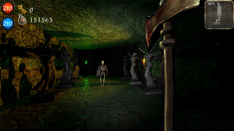 Heavy Blade Lite screenshot-3
