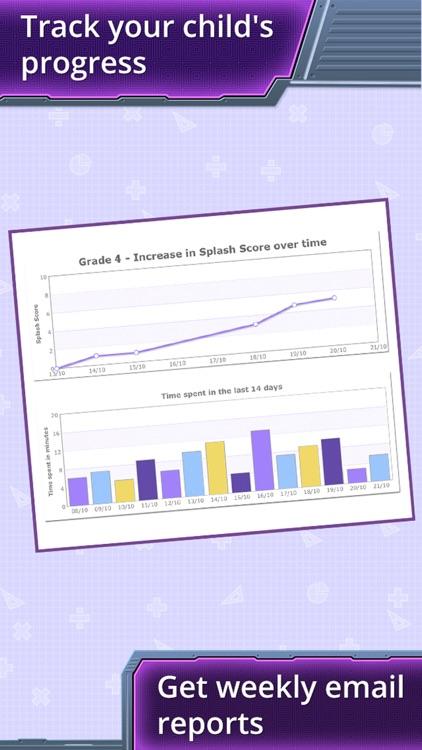 4th Grade Math Games for Kids screenshot-4