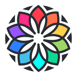 Coloring Book for Me ios app