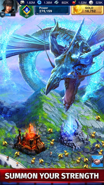 Final Fantasy XV: A New Empire screenshot-3