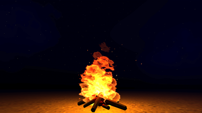Relaxation Sounds: Campfire+ screenshot one
