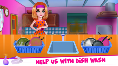 Pinky House Keeping Clean screenshot four