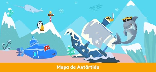 Carl Super Caminhão Submarino Screenshot