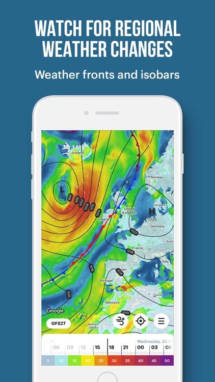 WindHub: sailing weather screenshot-5