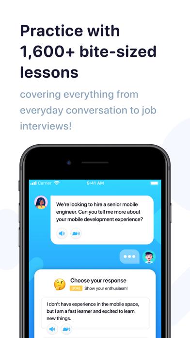 英語発音を確実に改善するアプリ-ELSA Speakのおすすめ画像3
