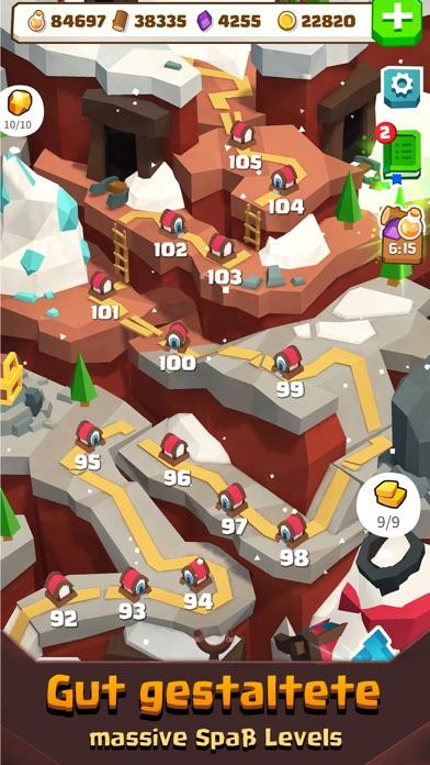 Screenshot 3 RoundRick - Brick Breaker