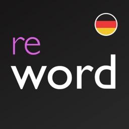 Немецкие слова с ReWord