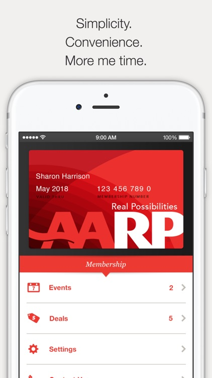 AARP Now screenshot-1