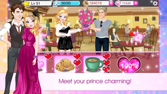 Star Girl - Fashion Celebrity Screenshot
