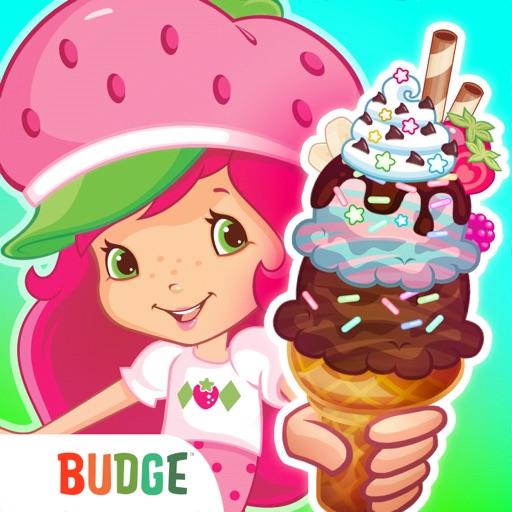Strawberry Shortcake Ice Cream