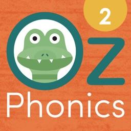 Oz Phonics 2 - CVC, CCVC words