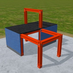 Girder and Panel Building Kit