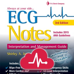 ECG Notes: Quick look-up ref.