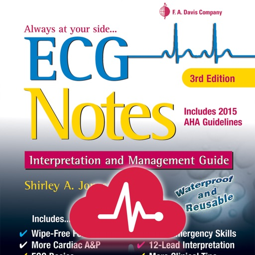 ECG Notes: Quick look-up ref.