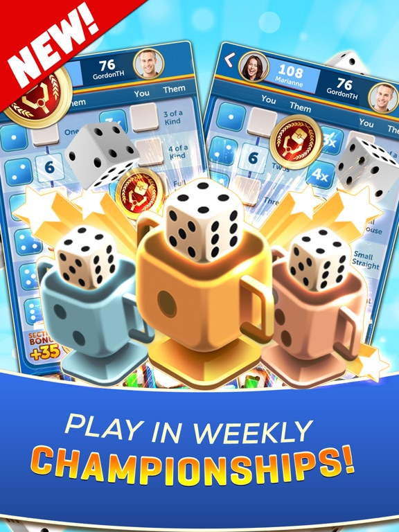Dice With Buddies: Social Game Скриншоты17