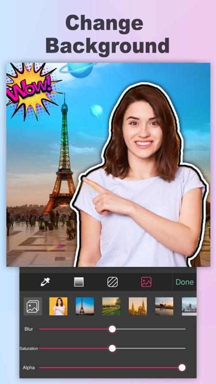Collage Maker - Perfect Image screenshot-4