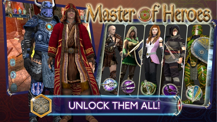 Master of Heroes: The League screenshot-3